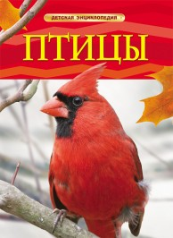 Птицы Детская Энциклопедия Догерти Джиллиан 6+
