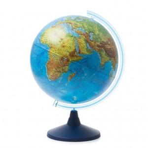 Глобус Земли физический Классик Евро 400 мм Ке014000242 6+