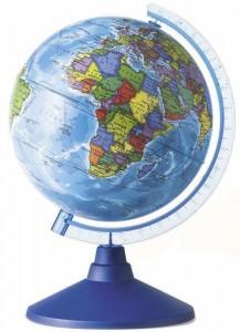 Глобус Земли политический Классик Евро 150 мм Ke011500197
