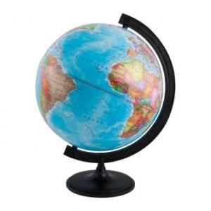 Глобус Земли политический без подсветки 320мм 10030