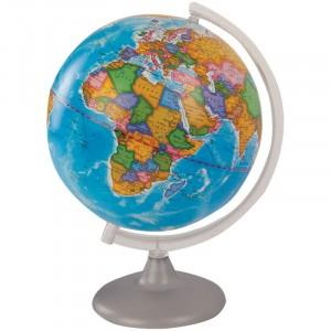 Глобус Земли политический без подсветки 250 мм 10161