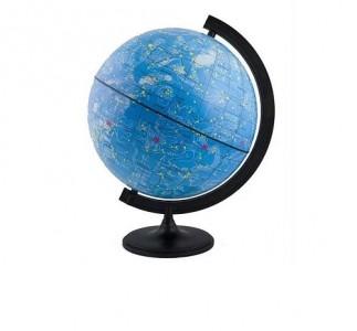 Глобус звездного неба без подсветки 210мм
