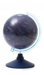 Глобус Звездного неба Классик Евро 210 мм Ке012100274 6+