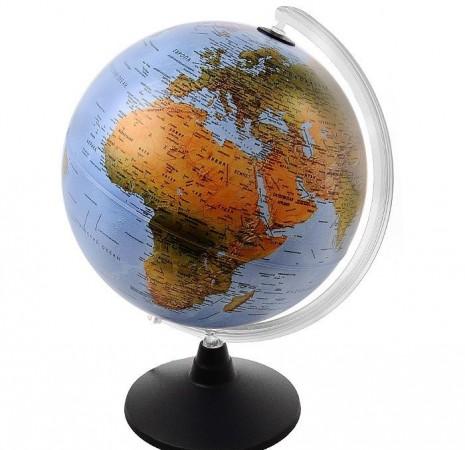 Глобус с подсветкой ELITE 20 см RUSSO 1/24