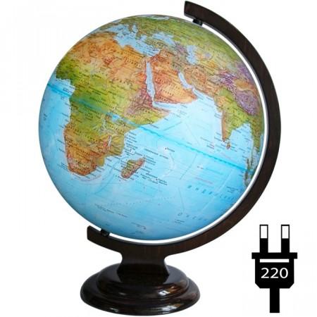 Глобус Земли Двойная карта 320 мм 10097