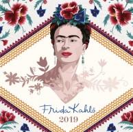 Календарь настенный на 2019 год Фрида Кало Фасхутдинов Р 12+