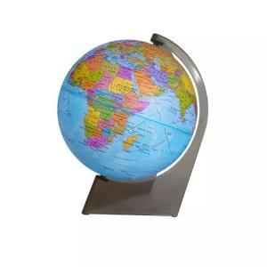 Глобус Земли политический  150 мм на треугольной подставке 10250