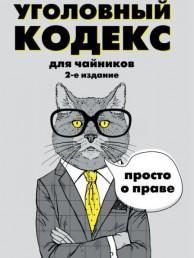 Уголовный кодекс для чайников 2е издание Книга Усольцев Дмитрий 12+