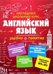 Английский язык Наглядный школьный курс Пособие Логвина АА 6+