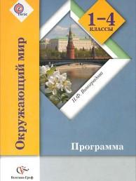 Окружающий мир Программа 1-4 кл Начальная школа XXI века Методическое пособие + СD Виноградова НФ