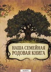 Наша семейная родовая книга Книга Зарина 6+