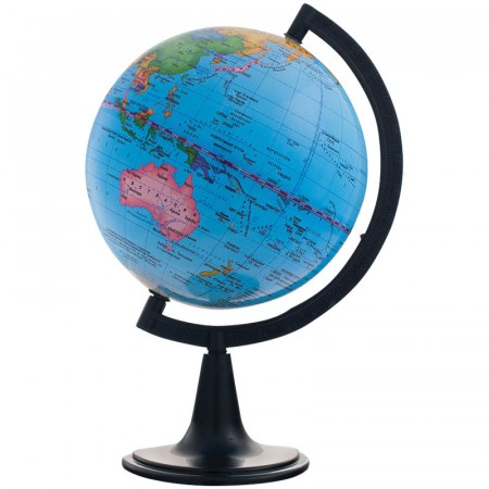 Глобус Земли политический 150мм 10020