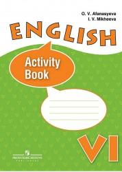 Английский язык 6 класс Книга для чтения Афанасьева ОВ Баранова КМ Михеева ИВ 6+
