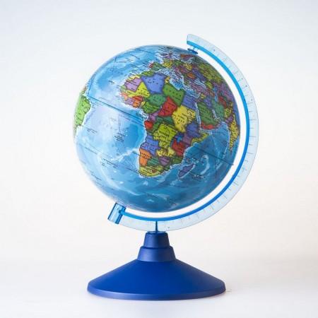 Глобус Земли политический Классик Евро 150 мм Ke011500197 6+