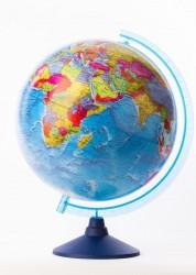 Глобус Земли политический Классик Евро 320 мм Ke013200225 6+