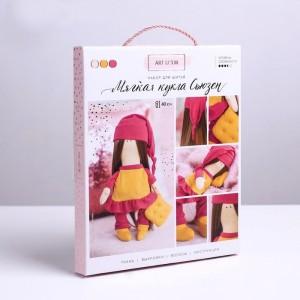 Интерьерная кукла Сьюзен набор для шитья