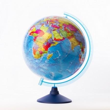 Глобус Земли политический Классик Евро 400 мм Ke014000243 6+