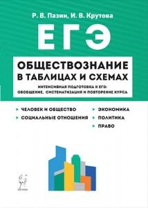 ЕГЭ Обществознание в таблицах и схемах 10-11 классы Пособие Пазин РВ